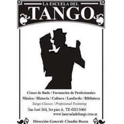 La Escuela del Tango logo