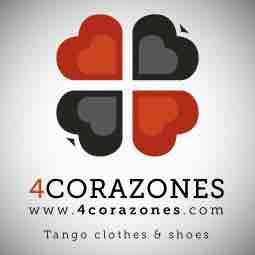 4 CORAZONES logo