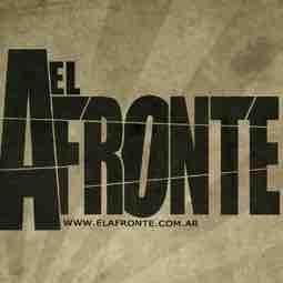 El Afronte logo