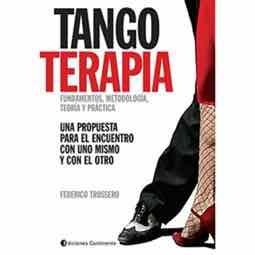 Tangoterapia . Fundamentos, Metodologia , Teoria y logo