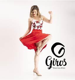 GIROS Tango Clothes logo
