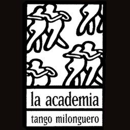 La academia tango milonguero logo