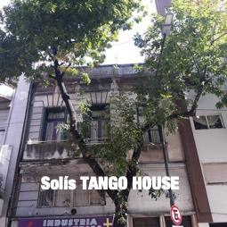 Solís Tango House logo