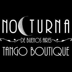 Nocturna Tango Boutique logo