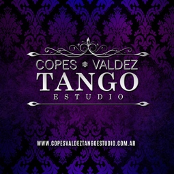 Copes.Valdez TANGO Estudio logo