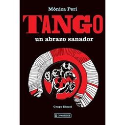 TANGO un abrazo Sanador logo