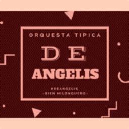 Orquesta Típica De Angelis logo