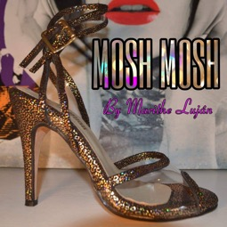 MOSH MOSH shoes by Marithe logo