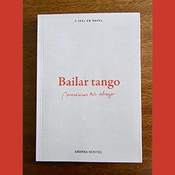 Bailar Tango. Mecánicas del Abrazo logo