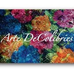Arte De Colibries logo