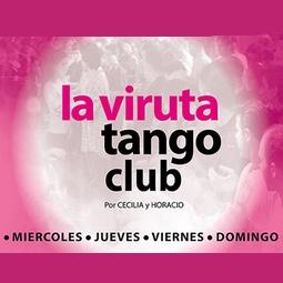 La Viruta Tango Club logo