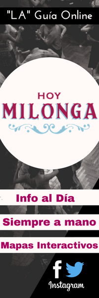 The Hoy Milonga Guide Banner